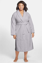 Nordstrom Terry Velour Robe (Plus Size)