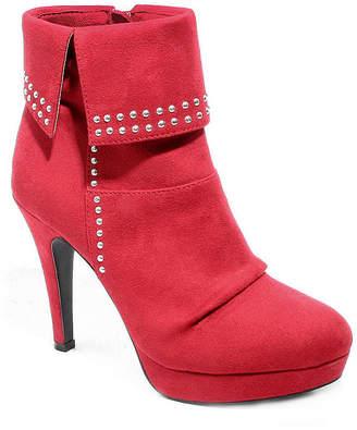 Two Lips Womens Shaker Dress Boots Stiletto Heel