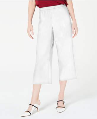 Alfani Petite Pull-On Culottes