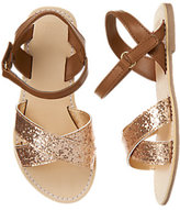 Gymboree Glitter Sandals