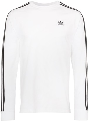 adidas Three-Stripe Sweatshirt