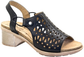Dromedaris Adjustable Leather Strap Sandals - Stevie