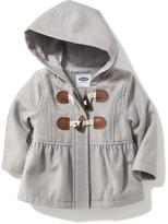 Old Navy Wool-Blend Toggle Coat for Baby