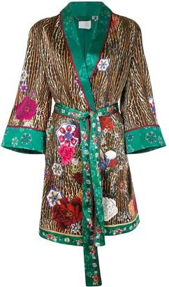 Camilla Printed Pyjama Jacket