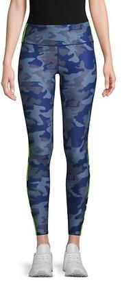 Wear It To Heart High-Waist Camouflage-Print Leggings