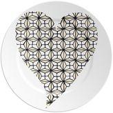 Heart Abc Love Porcelain Dish