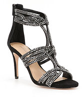 Antonio Melani Paolma Jeweled Dress Sandals
