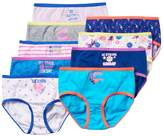 SO Girls 4-14 SO® 9-pk. Days of the Week Briefs