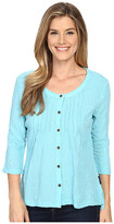 Royal Robbins Oasis Embroidered Pullover Top