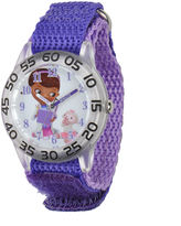 Disney Kids Purple Doc McStuffins Watch