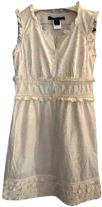 Marc by Marc Jacobs Beige Cotton Dresses