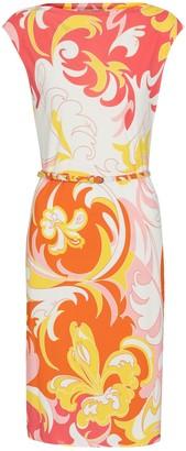 Emilio Pucci Printed minidress