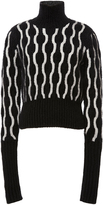 Holly Fulton Maggie Cable Knit Jumper