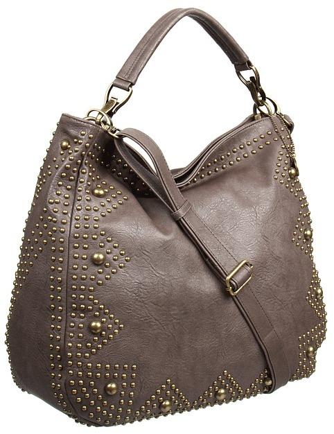 Big Buddha Leora (Grey) - Bags and Luggage