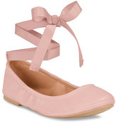 Call it SPRING Conboy Lace-Up Ballet Flats
