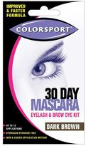 Colorsport2 Colorsport 30 Day Mascara Dark Brown Eyelash & Brow Dye Kit