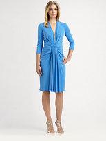 Issa Silk Jersey Dress