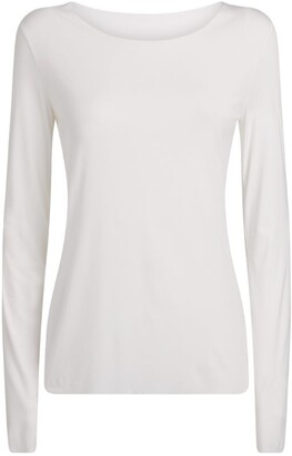 Wolford Aurora Pure Long-Sleeved T-Shirt