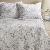 Artisan de Luxe Marble Swirl Quilt Set - Full-Queen