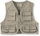 L.L. Bean First Cast Vest