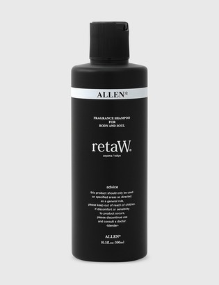 retaW ALLEN* Fragrance Body Shampoo