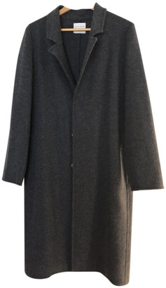 Forte Forte Grey Wool Coats