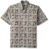 Reyn Spooner Men's Summer Commemorative 2017 Classic Fit Hawaiian Shirt