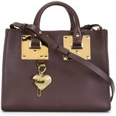 Sophie Hulme gold-tone hardware small tote