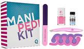 QVC Beauty Box As Is QVC Beauty The Ultimate Manicure/ Pedicure Kit