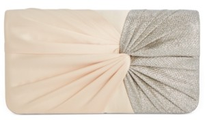 Giani Bernini Twisted Flap Clutch, Created for Macy's