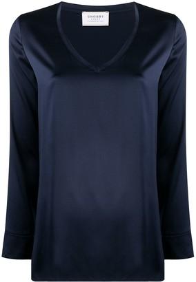 Snobby Sheep V-neck blouse