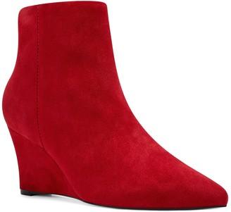 Nine West Carter Women's Suede Wedge Boots