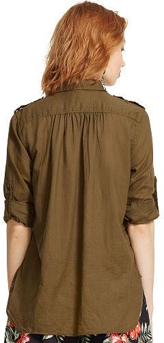 Denim & Supply Ralph Lauren Cotton Expedition Shirt