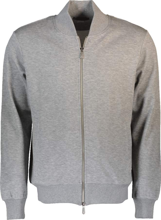 Eleventy Full Zip Sweat Shirt Jacket