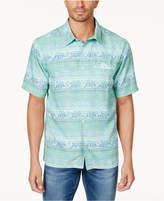 Quiksilver Waterman Men's Tapas Stripe Shirt