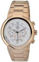 Philip Stein Teslar Men's 32-ARGW-RGSS Quartz Plated Chronograph Dial Watch