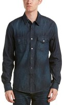Joe's Jeans Woven Shirt.