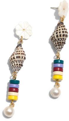 Madewell Beachside Statement Earrings
