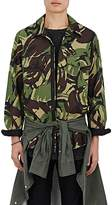 Rag & Bone Men's Heath Camouflage Cotton-Blend Shirt Jacket