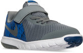 Nike Little Boys' Flex Experience 5 Print Velcro Running Sneakers from Finish Line