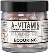 Ecooking Vitamin A Serum in Capsules (Pack of 60)