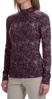 Royal Robbins Belle Rosa Shirt - Mock Neck, Long Sleeve (For Women)