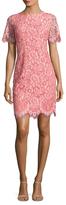 Donna Ricco Lace Sheath Dress