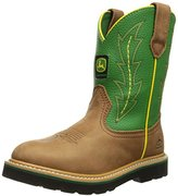 John Deere 3186 Western Boot (Little Kid/Big Kid)