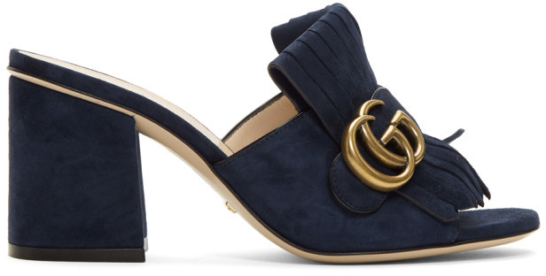 d34128bd3a1 Gg Marmont Sandal - ShopStyle