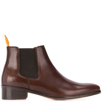 Paul Smith Ankle Length Elasticated Boots