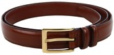 Torino Leather Co. Big and Tall 30MM Antigua Leather Men's Belts