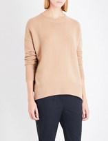Theory Karenia round-neck cashmere jumper