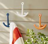 Pottery Barn Anchor Single Hook