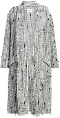 Etoile Isabel Marant Faby Textured Towel Coat
